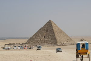 Piramides de Giza 1200