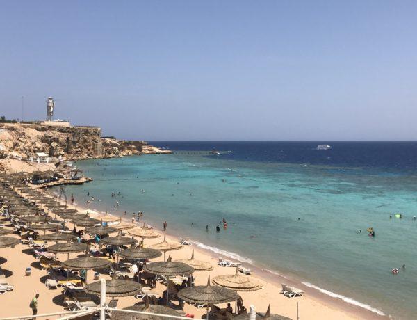 Playa Sharm el Sheik