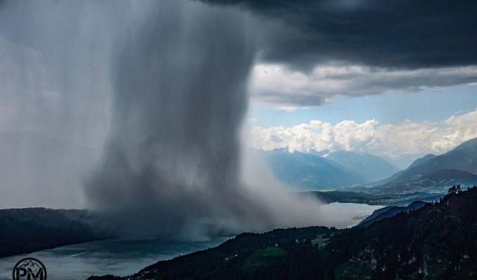 tsunami caido del cielo