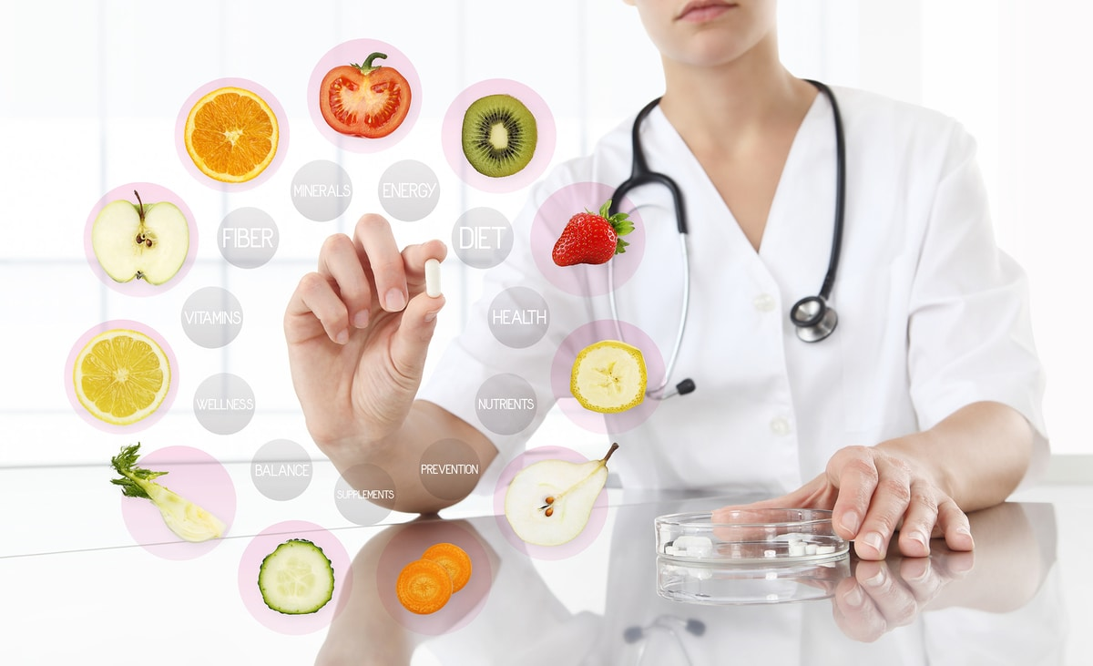 simple dieta control