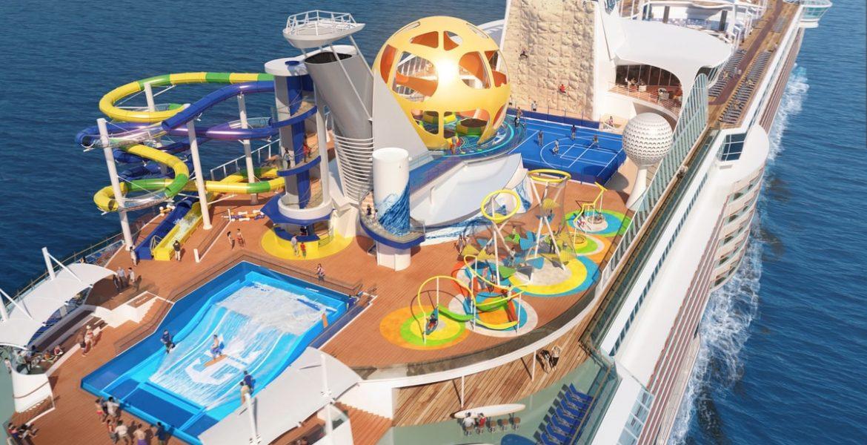 cruceros con niños por el caribe
