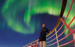 Noruega aurora boreal y fiordos