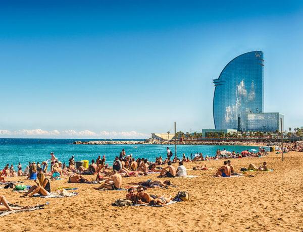 mejores playas de barcelona