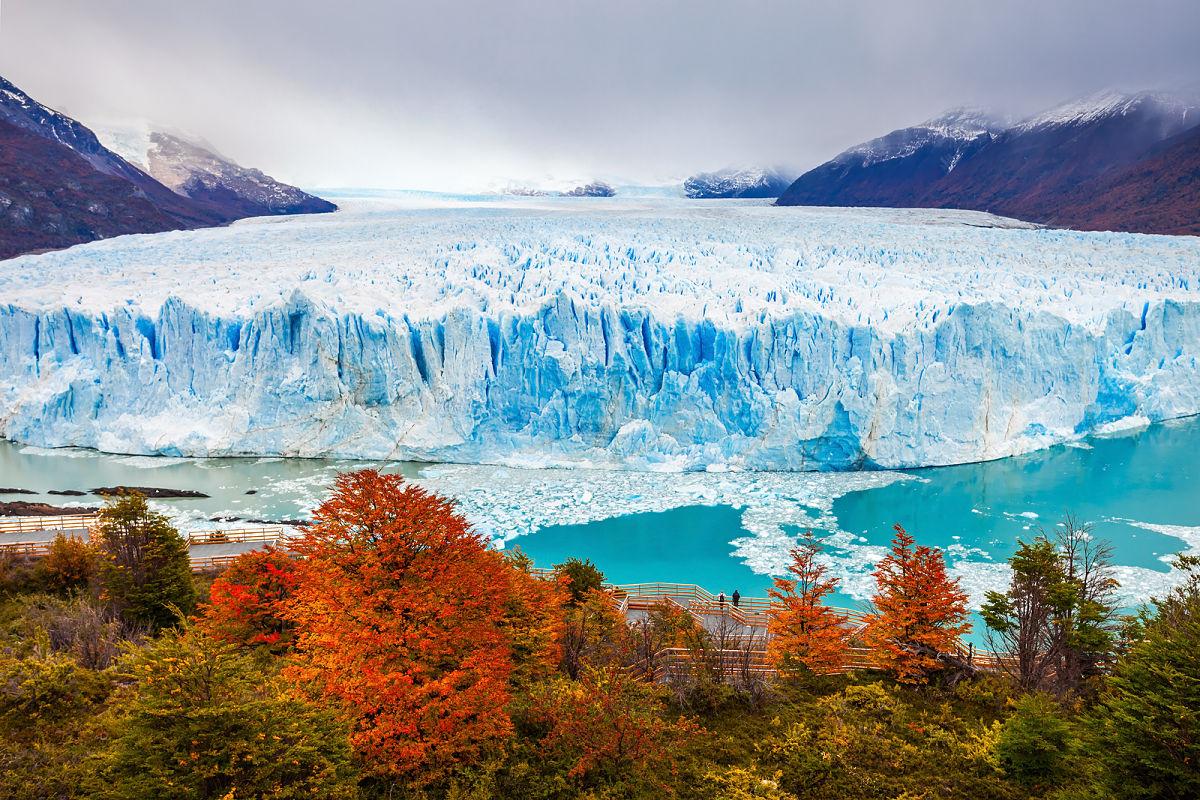 glaciares argentinos