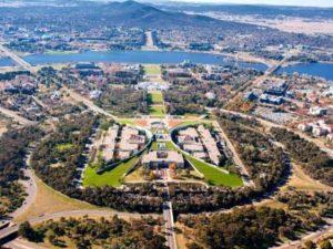 Cuál es la capital de Australia