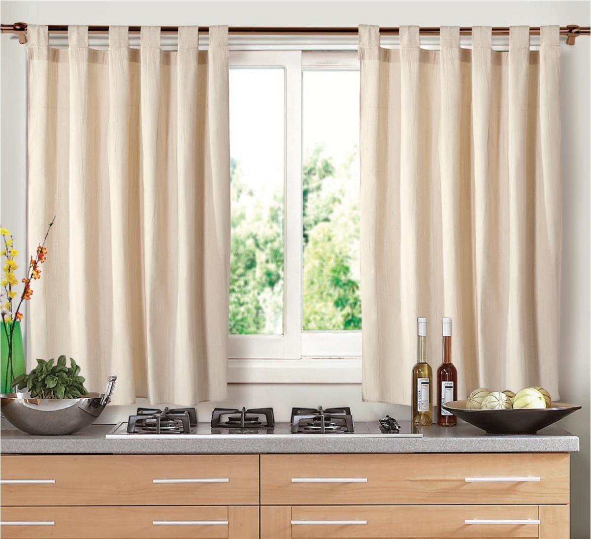cortina para cocina comedor