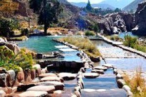 Aguas termales en Mendoza