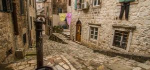 callejeando en Kotor