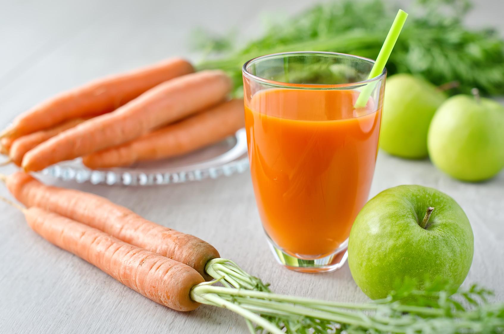 licuado de verduras nutritivos