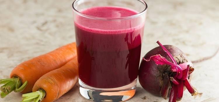 zumos de frutas y verduras