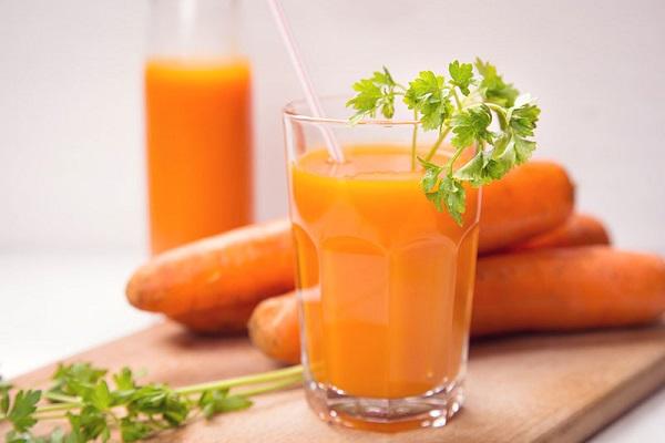 jugos de verduras para niños