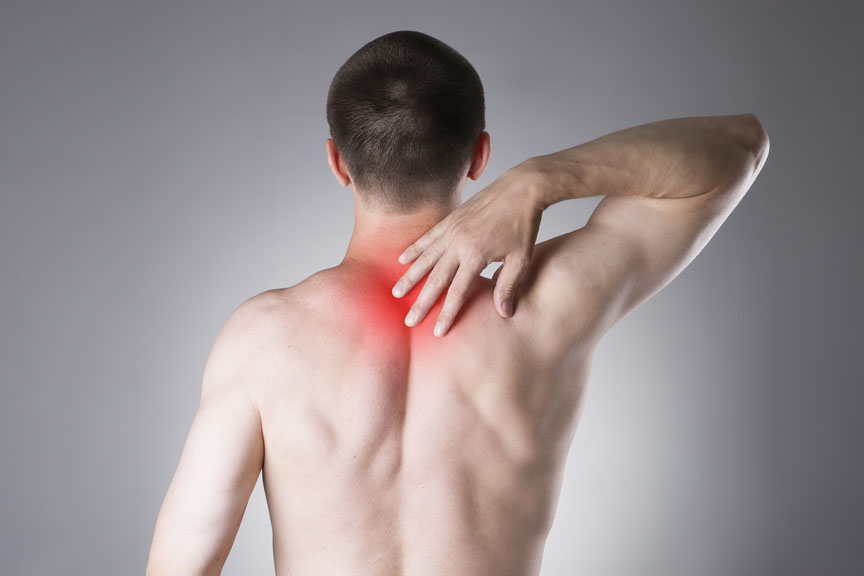 como aliviar el dolor de espalda y cuello