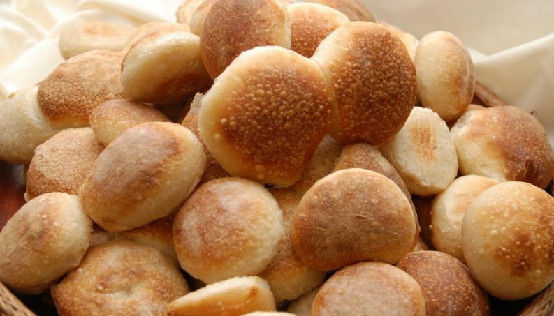 como hacer pan casero con grasa