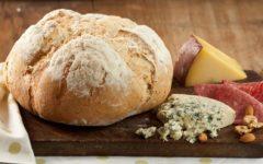 Cómo hacer pan de campo casero