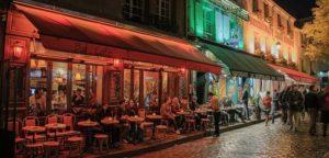 terrazas de París