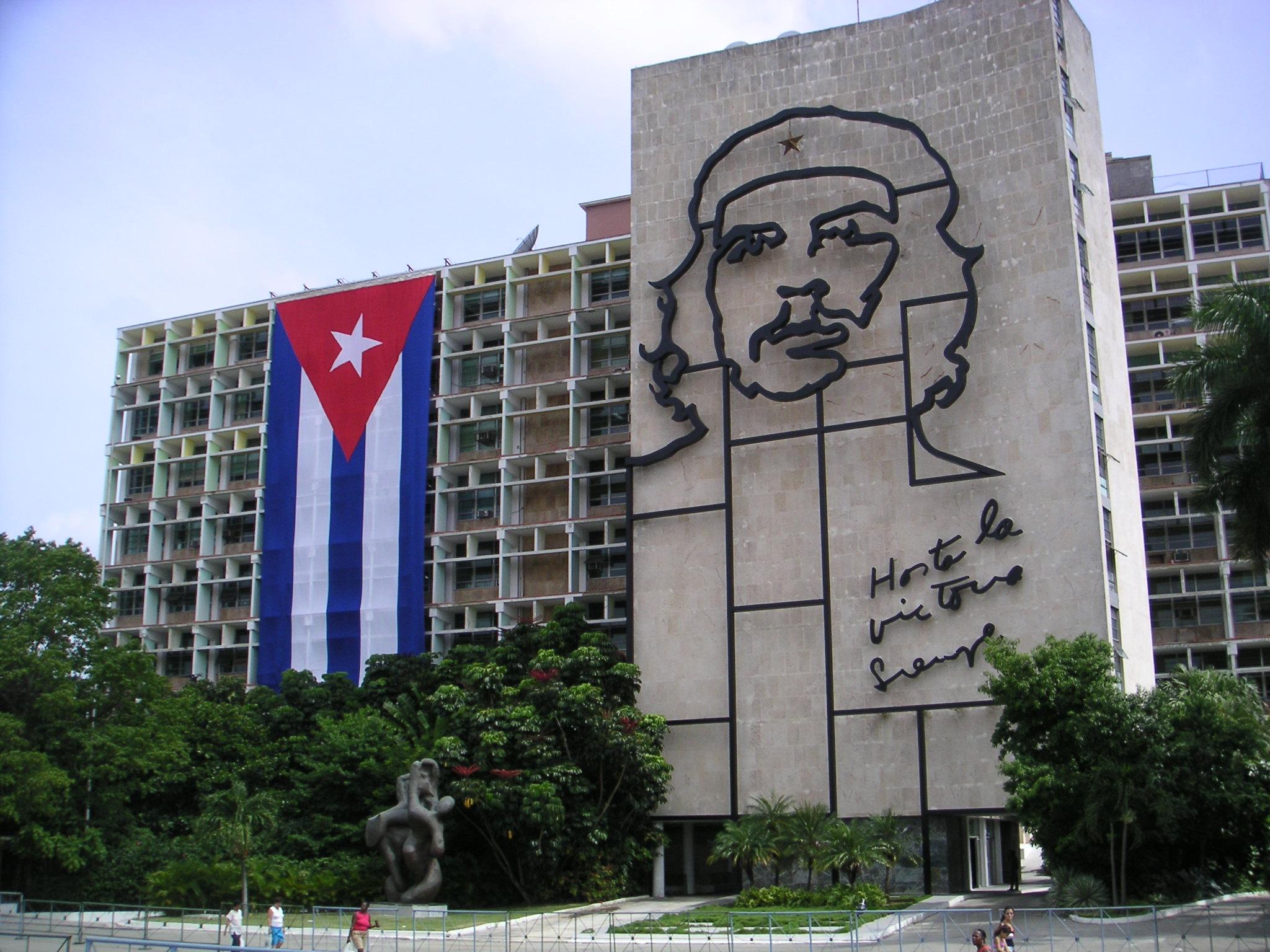 cuba plaza de la republica