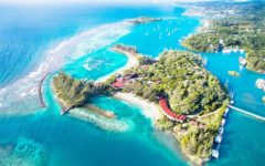 Isla de Roatan Honduras
