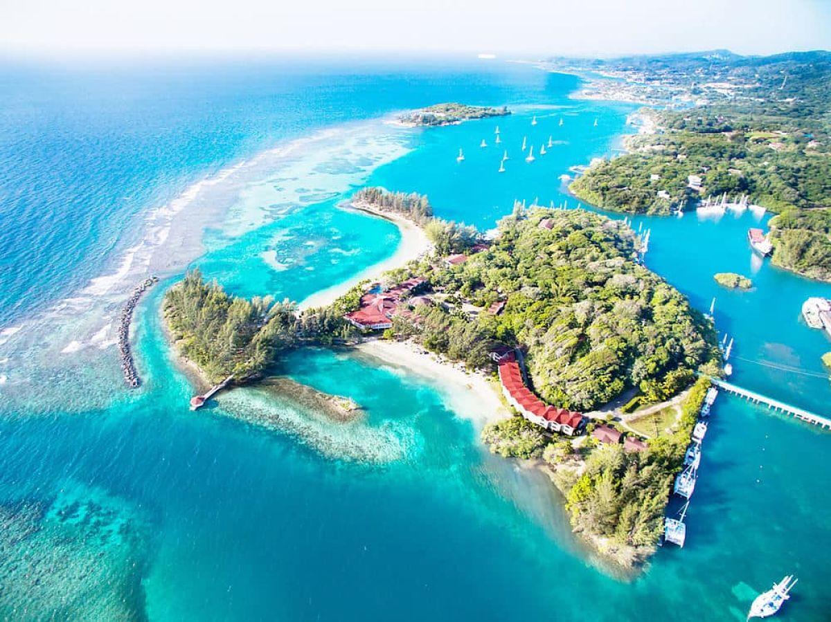 Isla de Roatn Honduras un paraso en el Caribe  Buena