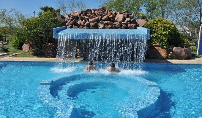 Aguas termales en Argentina