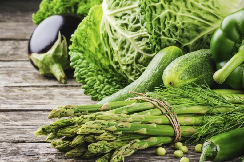 recetas de comidas vegetarianas sin grasa
