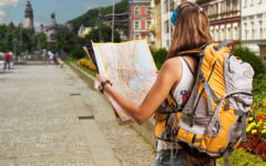 adónde viajar sola