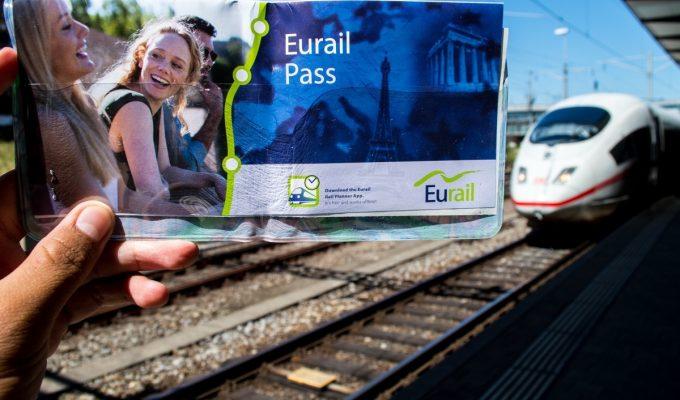 Viajar en tren por Europa
