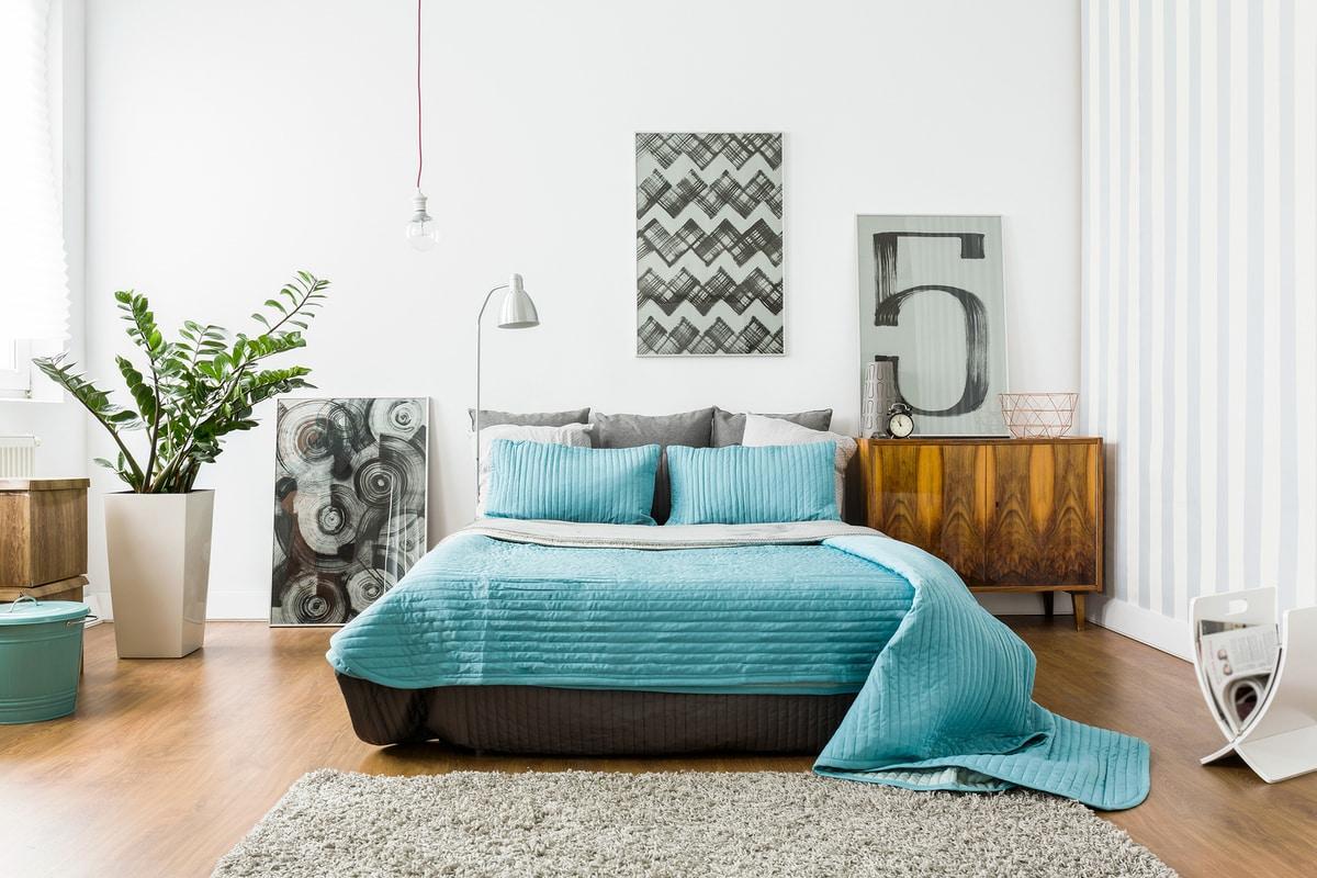 Feng Shui: cama