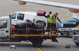 valijas aeropuerto