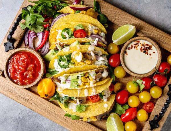 recetas de comida vegetariana