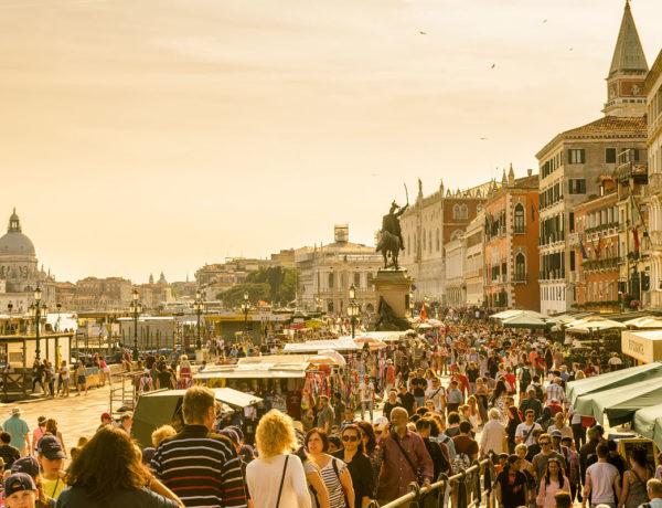 Venecia turismofobia