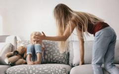 dejar de gritar a los hijos
