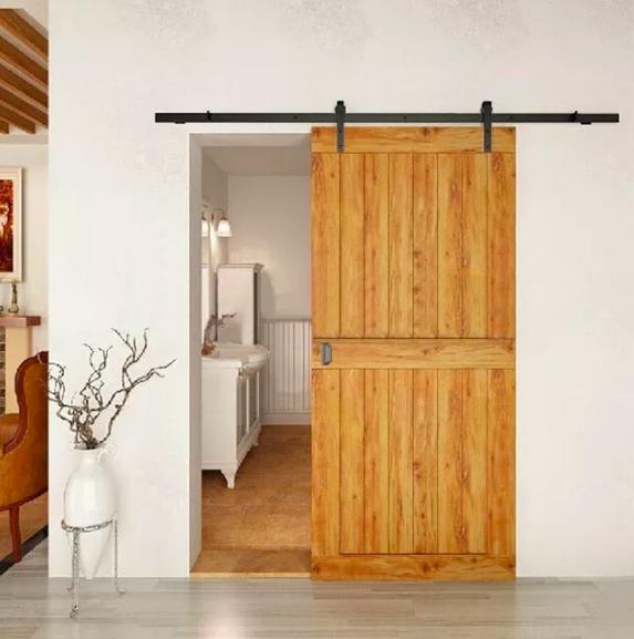 C mo colocar una puerta corrediza paso a paso buena vibra for Materiales para hacer una puerta