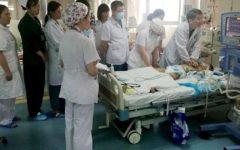 Niño resucitado tras 5hs de RCP