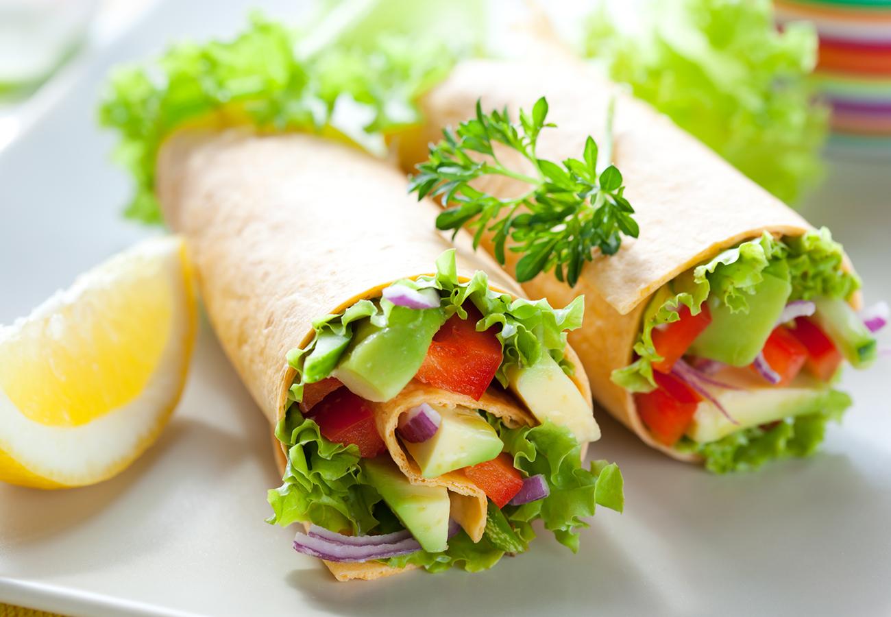 recetas de comidas veggie