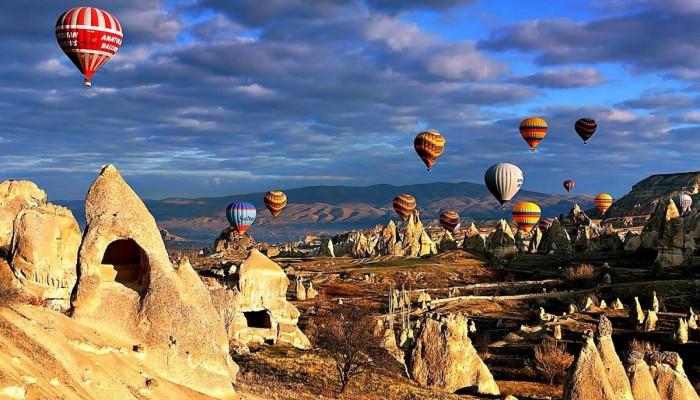 viaje a turquia