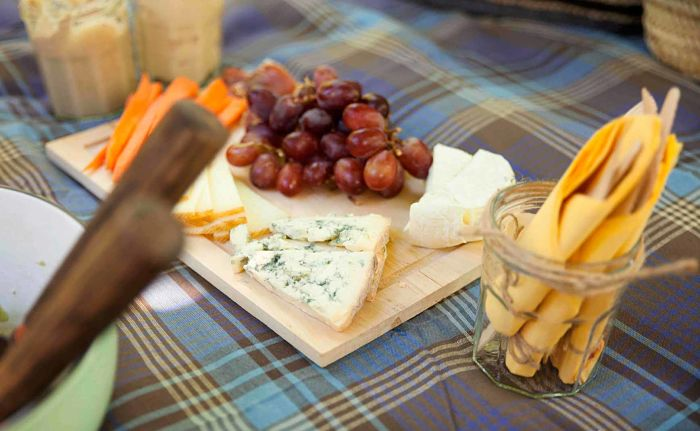 picnic comidas informales