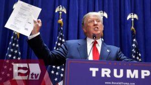 Trump contra los inmigrantes