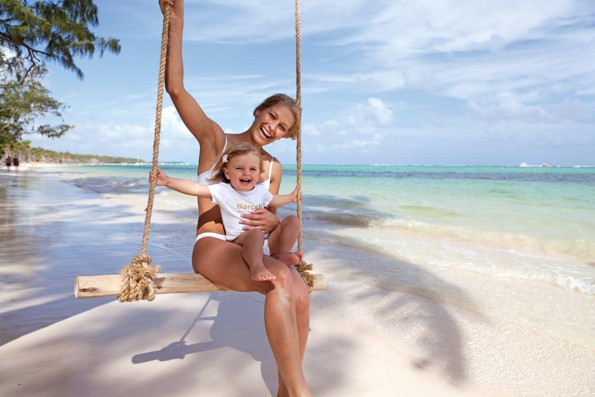 Punta Cana con chicos