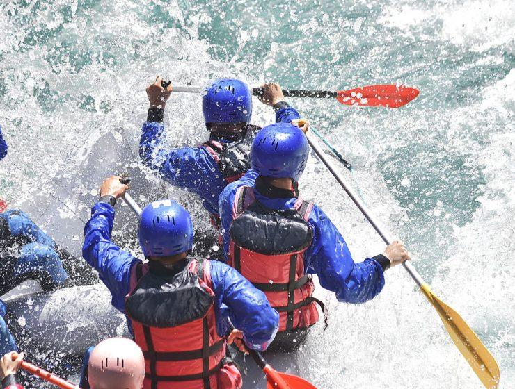 rafting patagonia argentina