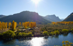 camping lago gutierrez