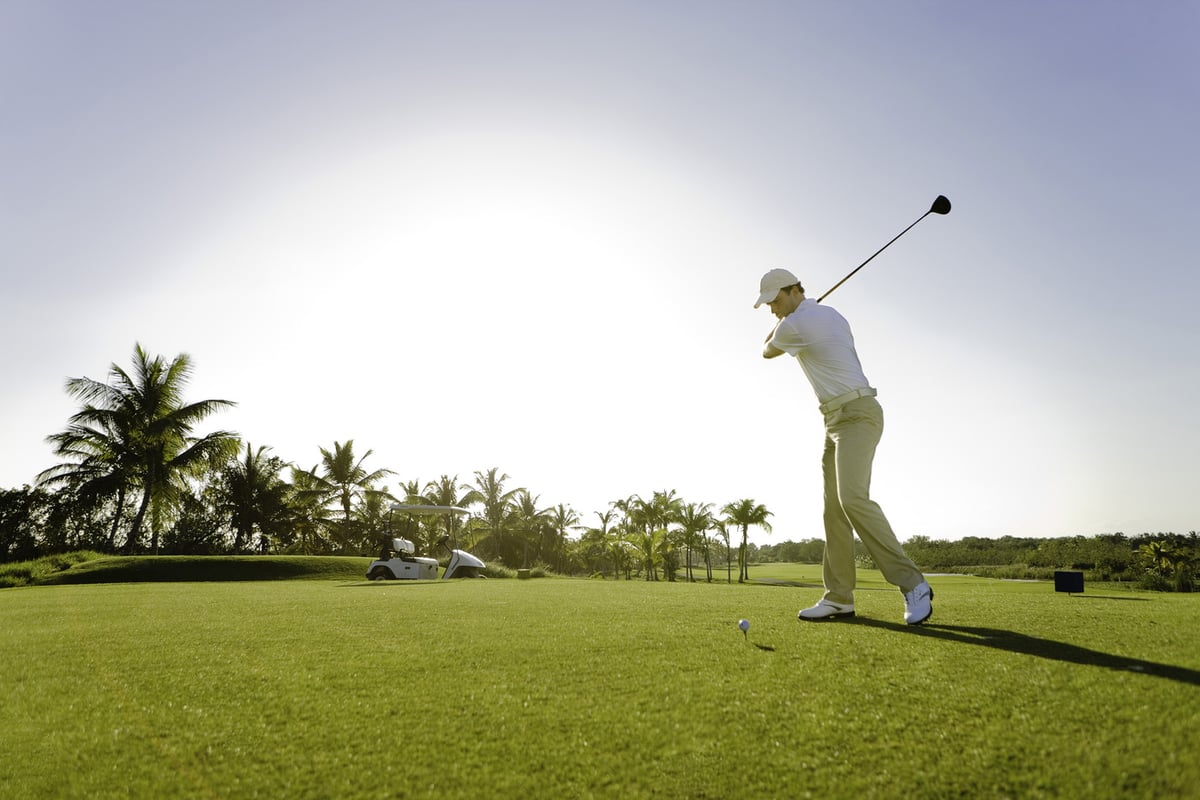 golf en punta cana