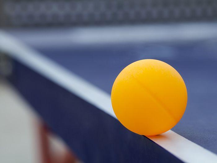 Pelotas de ping pong