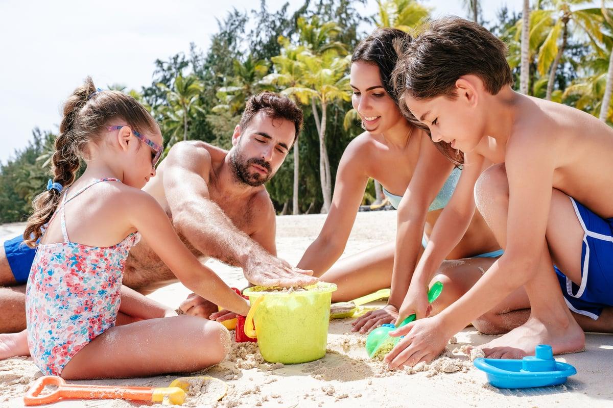 mejores hoteles para niños en Punta Cana