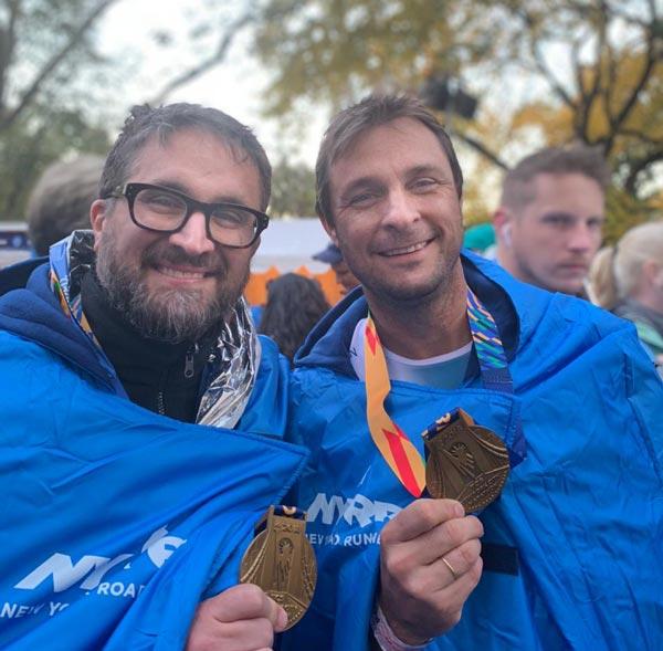 maratón de nyc