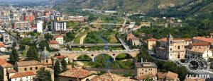 Cosenza sur de Italia