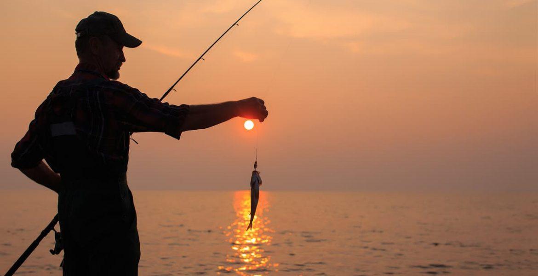 comenzó la temporada de pesca