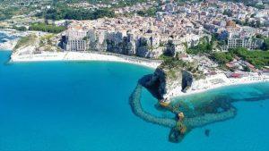 recorrer el sur de Italia