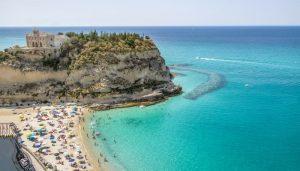 playas del sur de Italia
