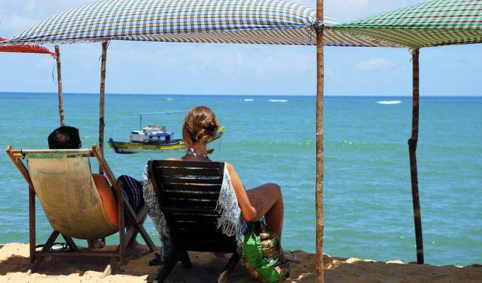 Porto Seguro playa y diversión