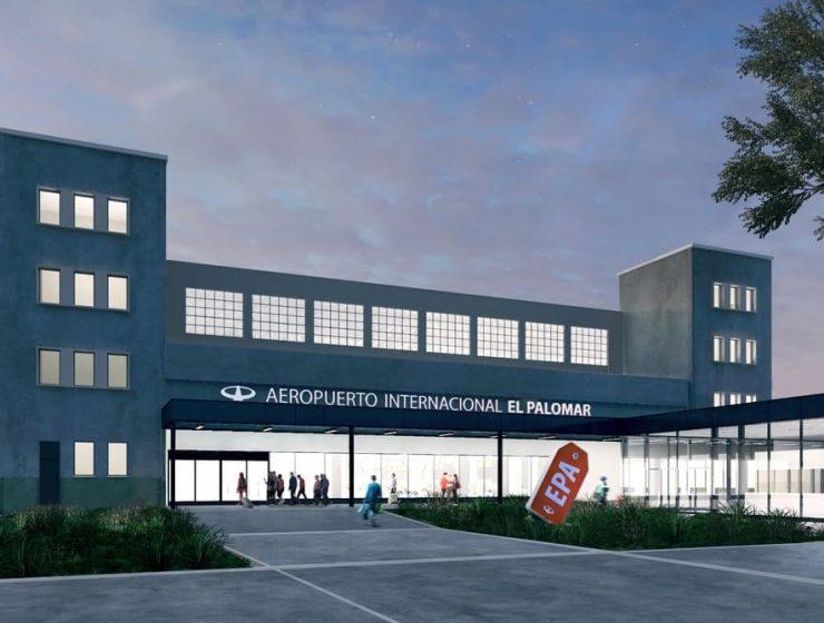 El Palomar será aeropuerto internacional